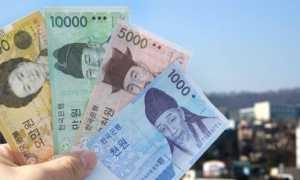 Средняя зарплата в Корее: как менялся доход корейцев за последние 5 лет