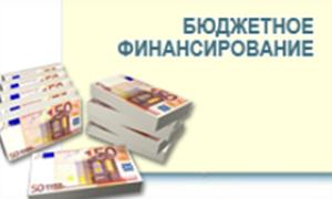 Проект дополнительного финансирования областных бюджетов