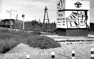 Во сколько обошелся БАМ: стоимость советской стройки