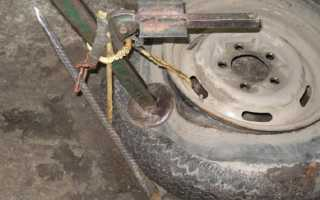 Как меняют колеса на Белазе: процесс бортировки пошагово