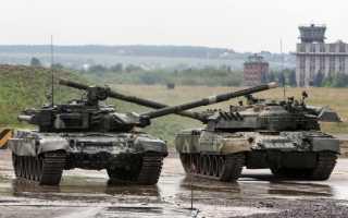 Сколько в России танков сейчас и было в прошлом