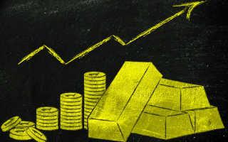 Покупка ЦБ золота в условиях современной геополитической обстановки