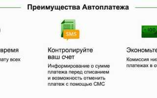 «Автоплатеж» за ЖКХ Сбербанка: обзор услуги