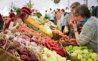 Как магазины проверяют фрукты и овощи перед продажей