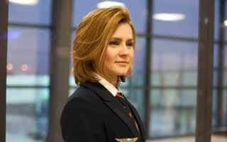 Сколько женщин пилотов в России в настоящее время