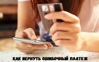 Что делать, если ошибочно перевел деньги на чужой номер телефона