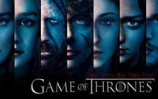 Сколько стоили все сезоны «Игры престолов»