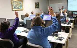 Программа обучения лиц предпенсионного возраста: условия, профессии