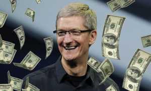 Сколько платят в Аппле: зарплаты от топ-менеджера до рядового