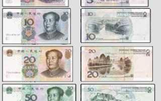 Валюта Китая: китайский юань и все о нем