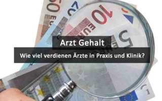 Зарплата врача в Германии: особенности начисления зарплаты