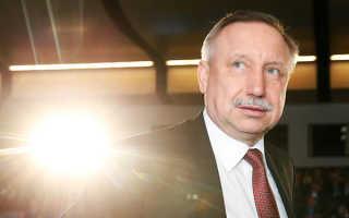 Сколько зарабатывает губернатор Петербурга Беглов за год: данные по доходу за 2020 год