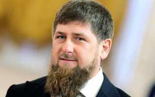 Где учился Кадыров: учеба в школе, высшее образование