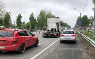 Штраф за езду по обочине – размер, статья закона, как оплатить