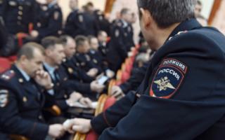 Зарплата полиции: анализ заработка российских полицейских за 5 лет