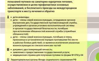 Льготы пенсионерам в Свердловской области в 2020 году — порядок оформления
