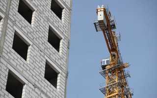 Правительство готовит проект по отмене долевого строительства