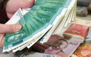 Средняя зарплата в Киргизии: как менялся доход за последние 10 лет