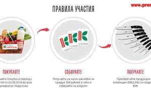 Акция «Карусель» «Добавьте остроты вашим блюдам» с 15 мая 2020 года