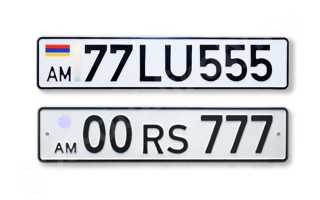 Почему в России стало так много машин с армянскими номерами