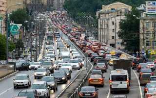 Сколько в России легковых автомобилей сейчас и сколько было в прошлом