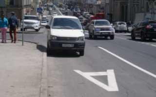 Штраф за езду по выделенной полосе для общественного транспорта – размер и как оплатить