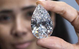 Самый дорогой бриллиант в мире – описание, стоимость, фото алмаза