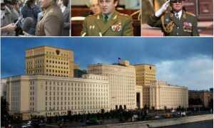 Кто был министром обороны в 90-е: список от Кобца до Шойгу