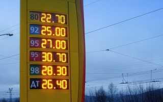 На сколько подорожал бензин за последние 20 лет: как менялись цены