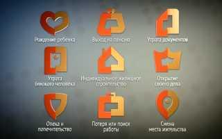 Многофункциональный центр предоставления государственных услуг в России (МФЦ)