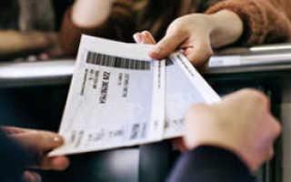 Невозврат денежных средств за билет на самолет