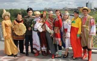 Сколько национальностей в России в настоящее время